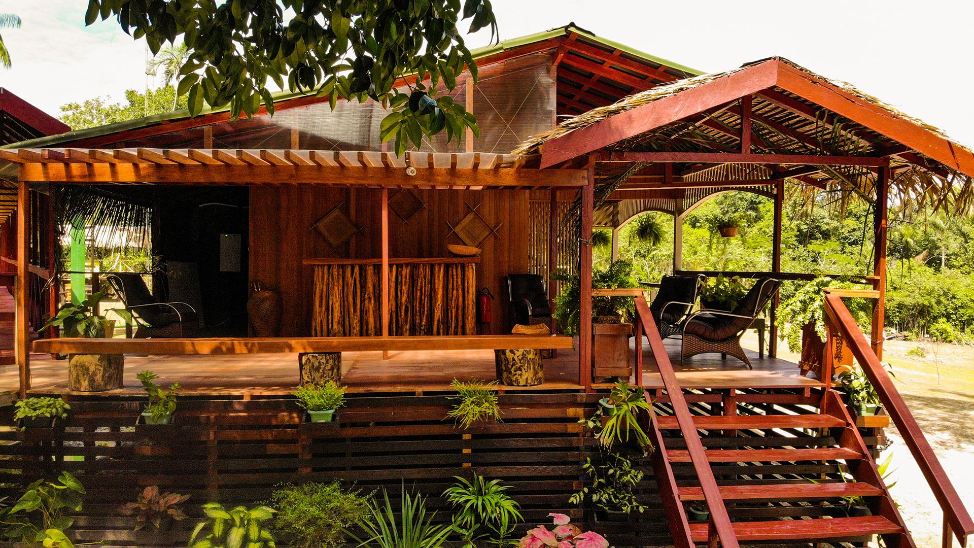 hotel de selva manati lodge de alma cabocla